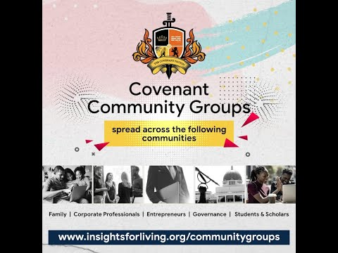 The Covenant Nation Community Group