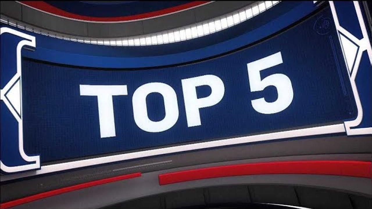 NBA Top 5 Plays Of The Night | April 15, 2021