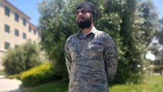 US airman allowed to adhere to Sikh grooming