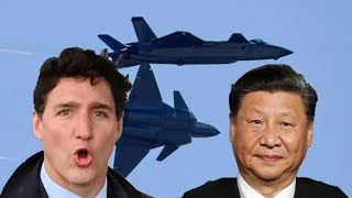 FUREY FACTOR:The China-Canada spat is only escalating - now it involves warships