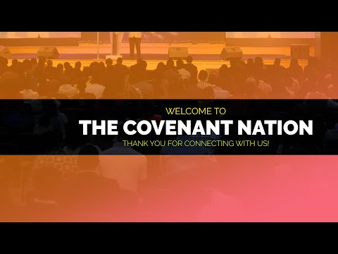 3rd Service at The Covenant Nation  23082020