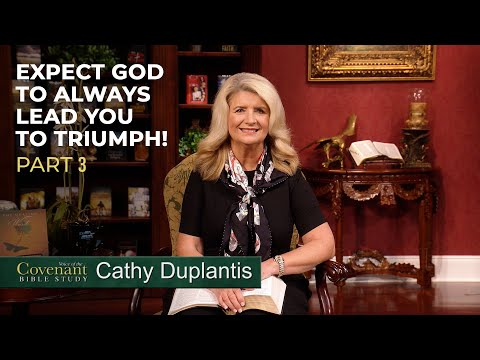Voice of the Covenant Bible Study, June 2020 Week 3  Cathy Duplantis