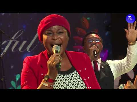 NATIONAL PRAISE TEAM MINISTRATION  RCCG CONVENTION 2020 DAY 2