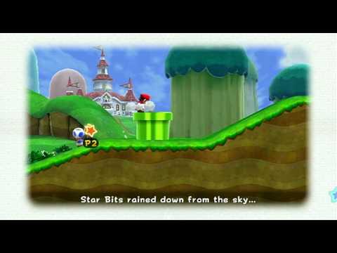 Super Mario Galaxy 2 Gameplay - Training #1 - UCKy1dAqELo0zrOtPkf0eTMw