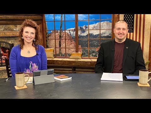 Charis Daily Live Bible Study: Walking in the Peace of God - Mike & Carrie Pickett - June 30, 2020
