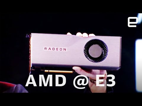 AMD Next Horizon Gaming at E3 2019 in 15 minutes - UC-6OW5aJYBFM33zXQlBKPNA