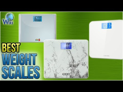 10 Best Weight Scales 2018 - UCXAHpX2xDhmjqtA-ANgsGmw