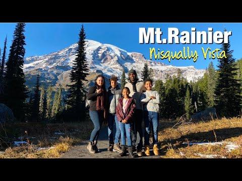 Back to the Volcano! Nisqually Vista Trail on Mount Rainier National Park | JBLM | Hiking PNW