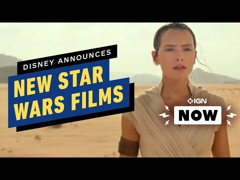 Disney Announces New Star Wars Films & Avatar Sequels Dates - IGN Now - UCKy1dAqELo0zrOtPkf0eTMw
