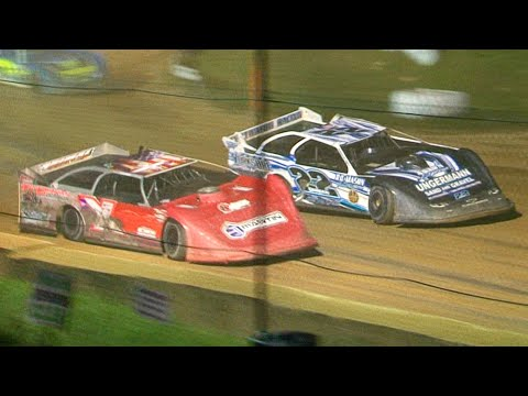 Super Late Model Feature | Freedom Motorsports Park | 9-11-21 - dirt track racing video image