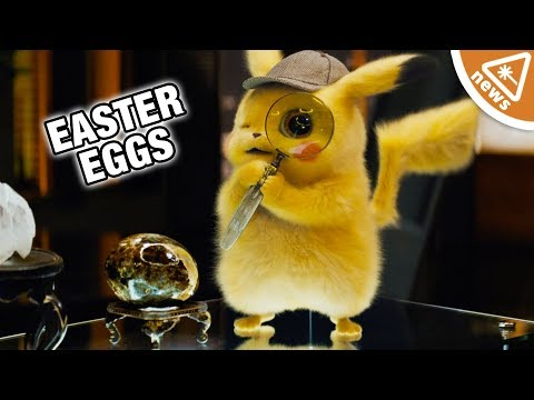 All the Pokemon & Easter Eggs in the New Detective Pikachu Trailer (Nerdist News w/ Jessica Chobot) - UCTAgbu2l6_rBKdbTvEodEDw