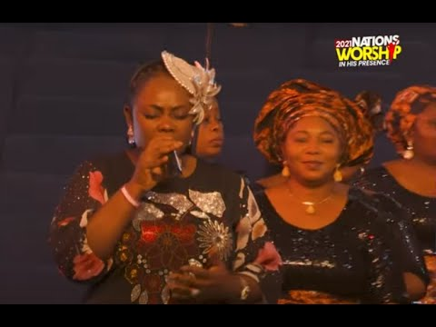 WORD ALIVE CHOIR  2021 NATIONS WORSHIP IN HIS PRESENCE