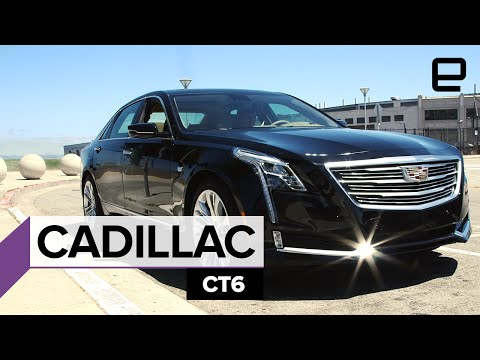 2016 Cadillac CT6 Review - UC-6OW5aJYBFM33zXQlBKPNA