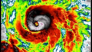 Monster Category 4 Hurricane Barbara is a THREAT to Hawaii.