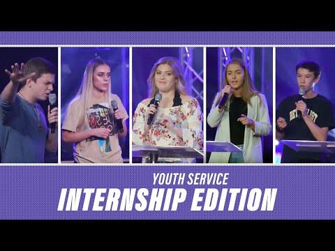 Youth Service // Internship Edition