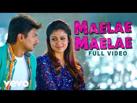 Maelae Maelae Video | Udhayanidhi Stalin, Nayanthara | Harris Jayaraj - UCTNtRdBAiZtHP9w7JinzfUg