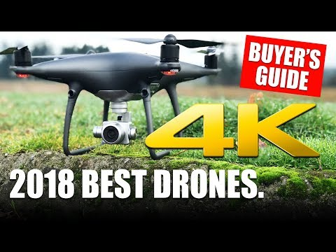 2018 BEST DRONES - BUYER'S GUIDE - UCwojJxGQ0SNeVV09mKlnonA
