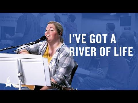 I've Got a River of Life -- The Prayer Room Live Moment