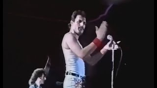 Keep Yourself Alive / Guitar Solo (Buenos Aires 3/1/1981) 50FPS