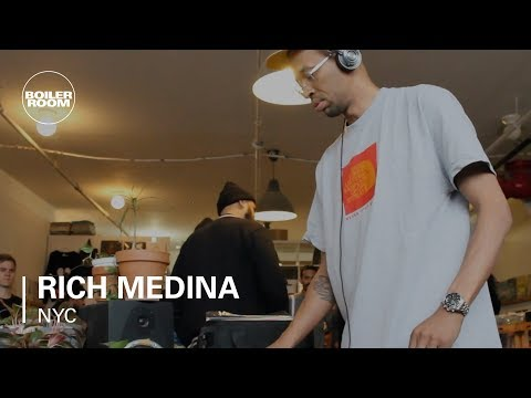 Rich Medina Funk & Jazz Mixtape | Boiler Room NYC - UCGBpxWJr9FNOcFYA5GkKrMg