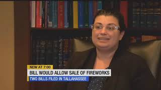 Two bills would legalize the use of fireworks on these holidays