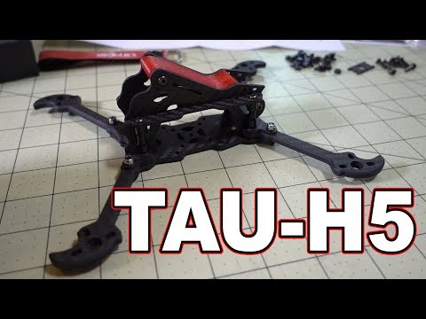 iFlight-RC TAU-H5 5-inch FPV Racing Drone Frame Review  - UCnJyFn_66GMfAbz1AW9MqbQ