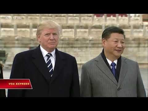Lãnh đạo Mỹ-Trung sắp gặp nhau ở Việt Nam? (VOA)