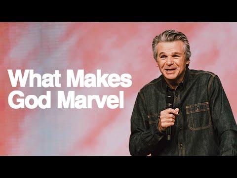 What Makes God Marvel  Pastor Jentezen Franklin