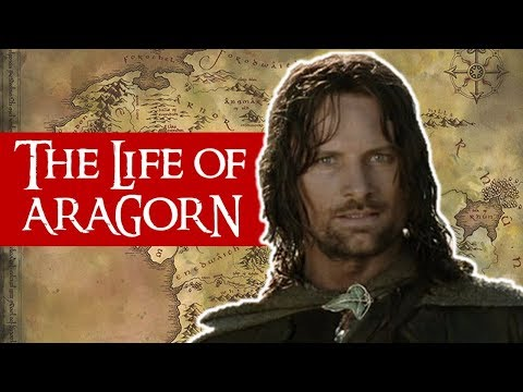 The Life of Aragorn: What happened before the Lord of the Rings? [ Tolkien EXPLAINED ] - UCFQMO-YL87u-6Rt8hIVsRjA