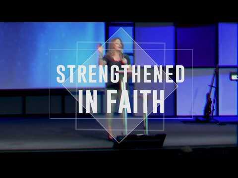 Strengthened in Faith - Sermon Teaser