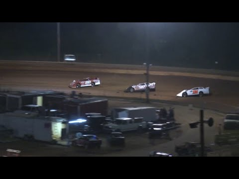 602 Late Model at Lavonia Speedway July 23rd 2021 - dirt track racing video image