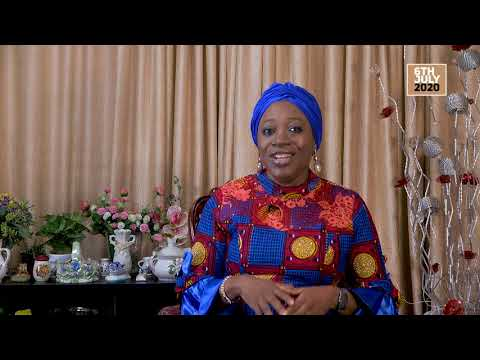 Dr Becky Paul-Enenche - SEEDS OF DESTINY - MONDAY JULY 6, 2020