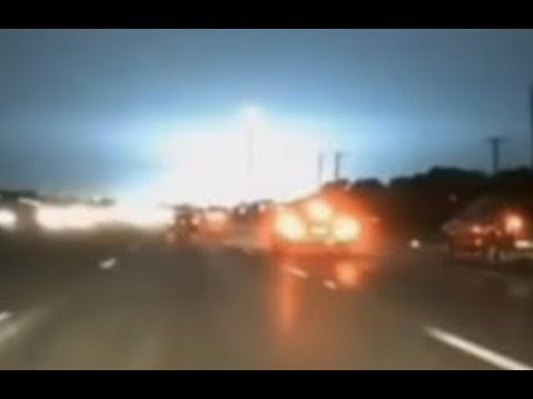 Breaking Mysterious Blue Flash Over Dallas Texas Apocalyptic Sign