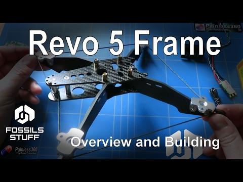 RC First Look: Fossilsstuff Revo 5 Frame - UCp1vASX-fg959vRc1xowqpw