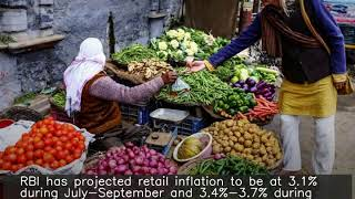 India's retail inflation falls to 3.15% in July