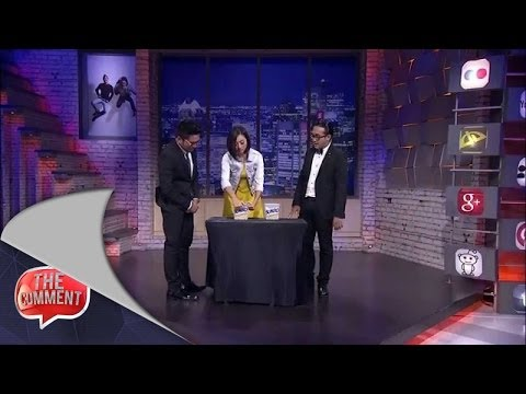 The Comment: Perjuangan Danang Dapetin Lolita Agustine