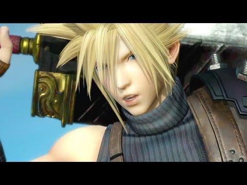 Dissidia Final Fantasy Arcade - Arcade vs. PlayStation 4 Visual Comparison - UCKy1dAqELo0zrOtPkf0eTMw