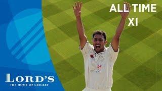 Warne, Richards & Akram - Azhar Mahmood's All Time XI
