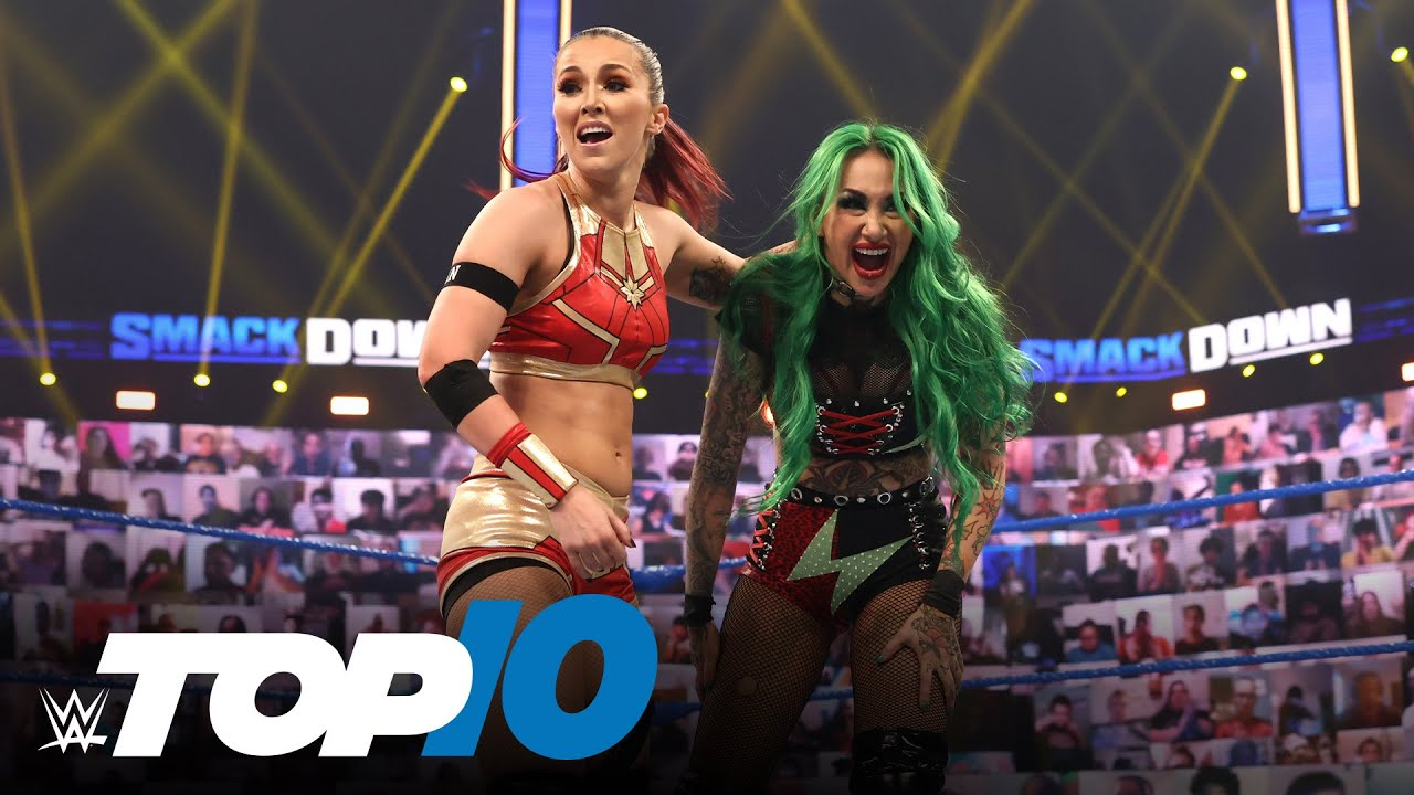 Top 10 Friday Night SmackDown moments: WWE Top 10, July 9, 2021