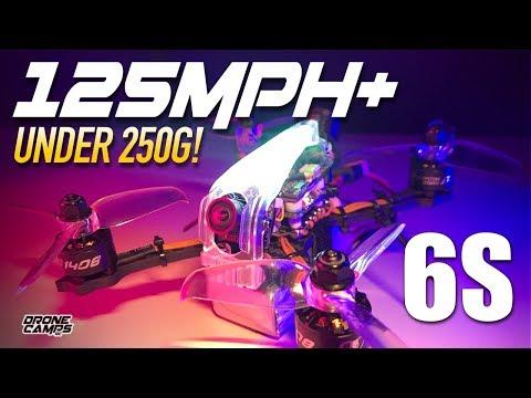 125MPH DRONE UNDER 250 Grams! - Diatone GT R369 SX - REVIEW & FLIGHTS - UCwojJxGQ0SNeVV09mKlnonA