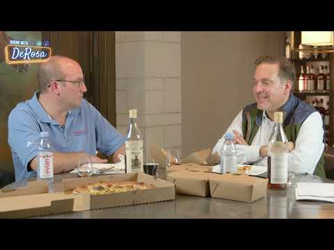 Dining With DeRosa - Kueber Racing