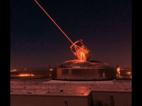 Breaking Pentagon Warns Enemies May Have Lasers Hit Satellites