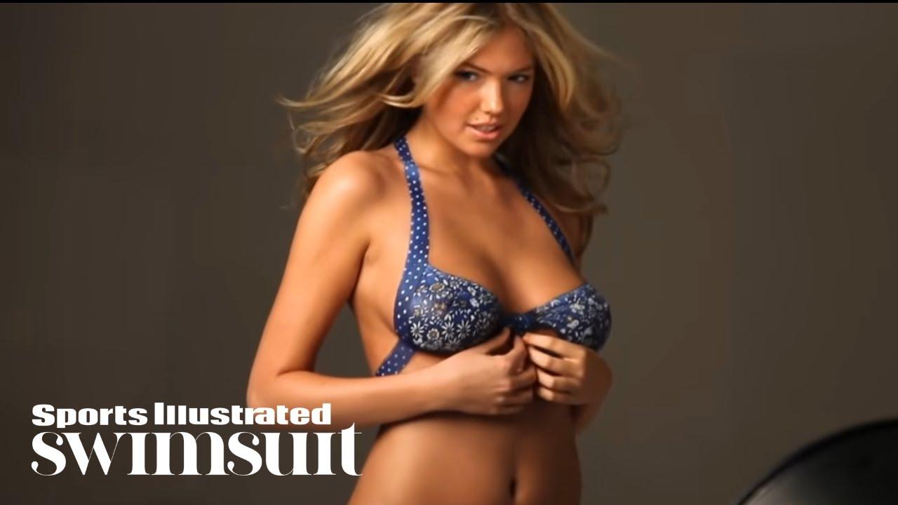 Kate Upton Body Painting Photoshoot 2011   Sports Illustrated Swimsuit