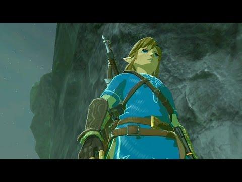 7 Minutes of Legend of Zelda: Breath of the Wild Nighttime Gameplay - UCKy1dAqELo0zrOtPkf0eTMw