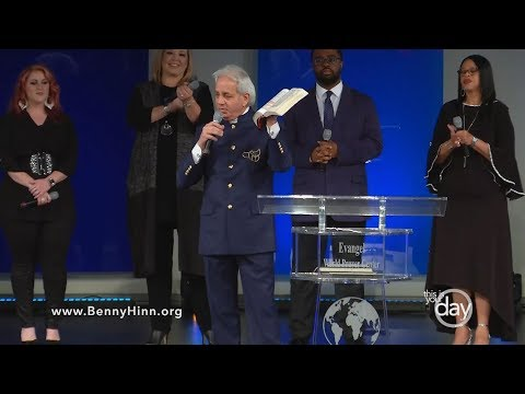 Authority Of Gods Word - A special sermon from Benny Hinn