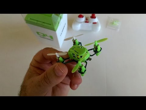 Worlds Smallest Nano Drone: Hubsan Q4 Quadcopter - Review, Setup, Flight and After Thoughts - UCVQWy-DTLpRqnuA17WZkjRQ