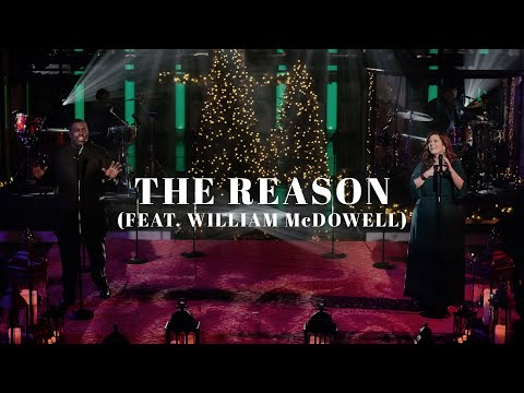 David & Nicole Binion - The Reason (Feat. William McDowell) (Official Live Video)