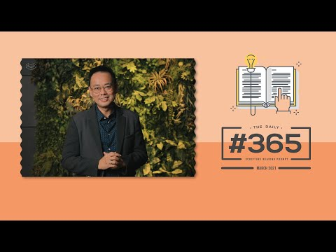 #365 Monthly Overview - March 2021  Ps. Timothy Chong  Cornerstone Community Church  CSCC Online