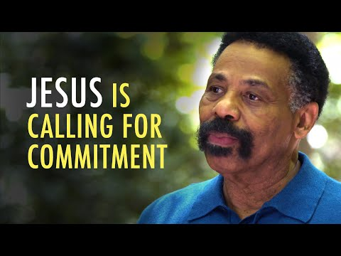 Jesus is Calling You to Be Committed