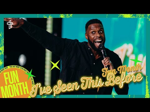 Ive Seen This Before // Have You Checked Your Vision? // Fun Month // Robert Madu